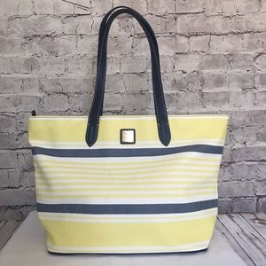 Dooney & Bourke Westerly Large Zip Shopper Tote